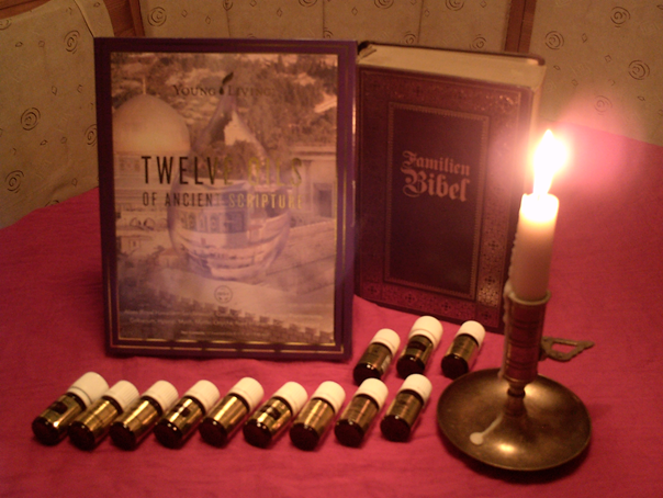"Young Living Ätherisches Öle-Set ""Twelve Oils of Ancient Scripture Kit"" - Bibelöle"