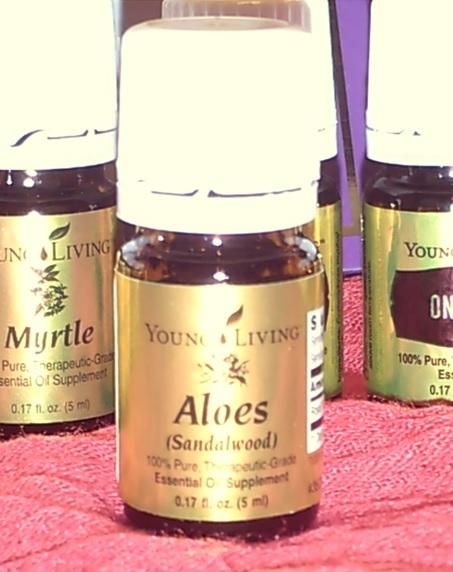 Ätherisches Aloe Sandelholz Öl von 12 Bibelöle youngliving
