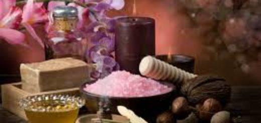 Aromatherapie mit Kräuter Öl